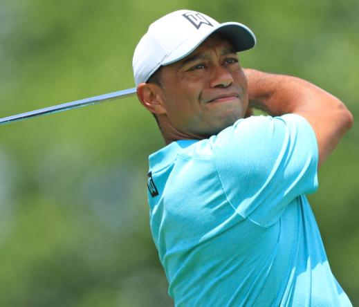 Tiger có mặt ngày cuối tuần sau vòng đấu even par 72 The Memorial