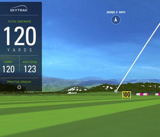 Các hệ thống đánh golf giả lập 3D tốt nhất hiện nay