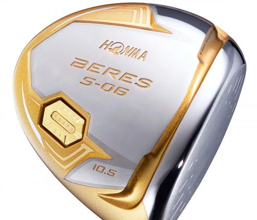 Tận mắt Gậy Honma Driver BERES S-06 5 sao giá hơn 120 triệu đồng.