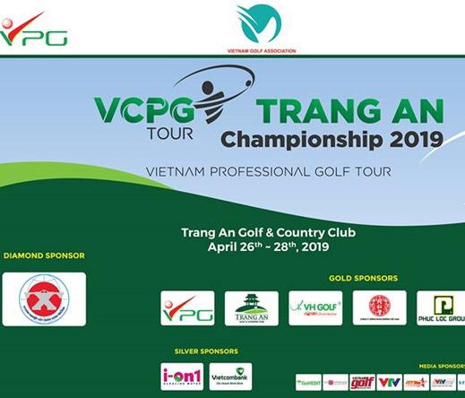 VCPG Tour Tràng An Championship 2019: 3 nhà vô địch đầu mùa giải đều góp mặt, 4 golfer nữ đăng ký tham dự