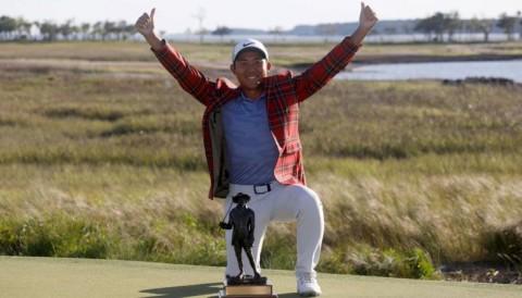 Golfer 27 tuổi xứ Đài C.T. Pan vô địch RBC Heritage 2019