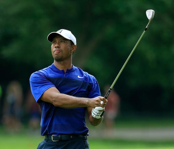 Xuất sắc ghi -5 điểm, Tiger Woods vào top 25 sau vòng 2 Memorial