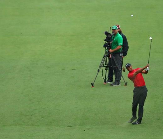 CBS: The Masters 2019 tạo ra kỷ lục người Mỹ xem golf buổi sáng nhiều nhất trong 32 năm