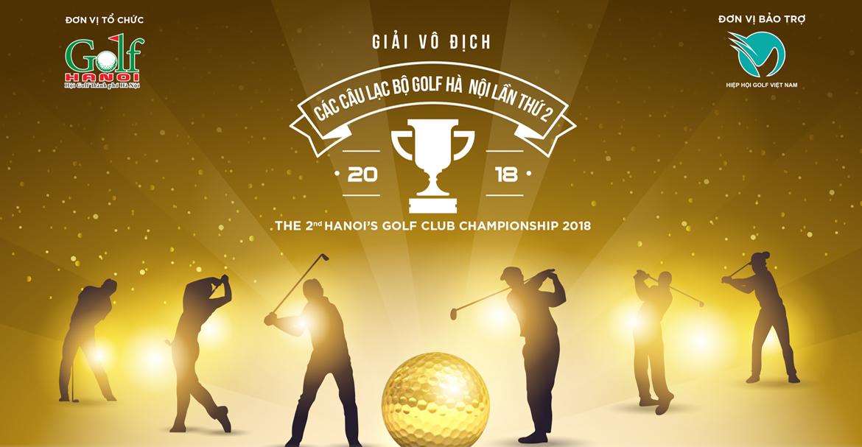 Khởi tranh giải Vô địch các CLB Golf Hà Nội lần thứ 2