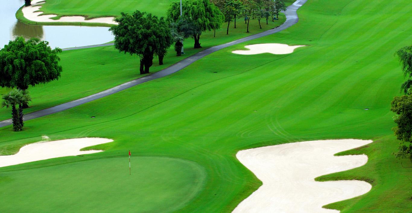 Sân golf Long Thành đăng cai đồng thời hai giải đấu đối kháng của VGA