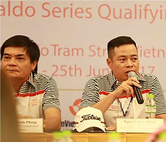 Tuyển golf ASIAD Quốc Gia sẽ tập luyện trong nước vì lo ngại an ninh ở Indonesia