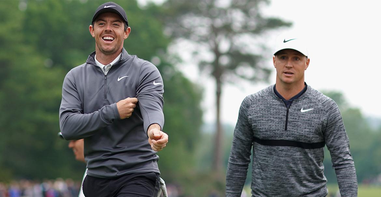 Alex Noren: thi đấu cùng Rory xong tôi nghĩ mình nên từ bỏ golf