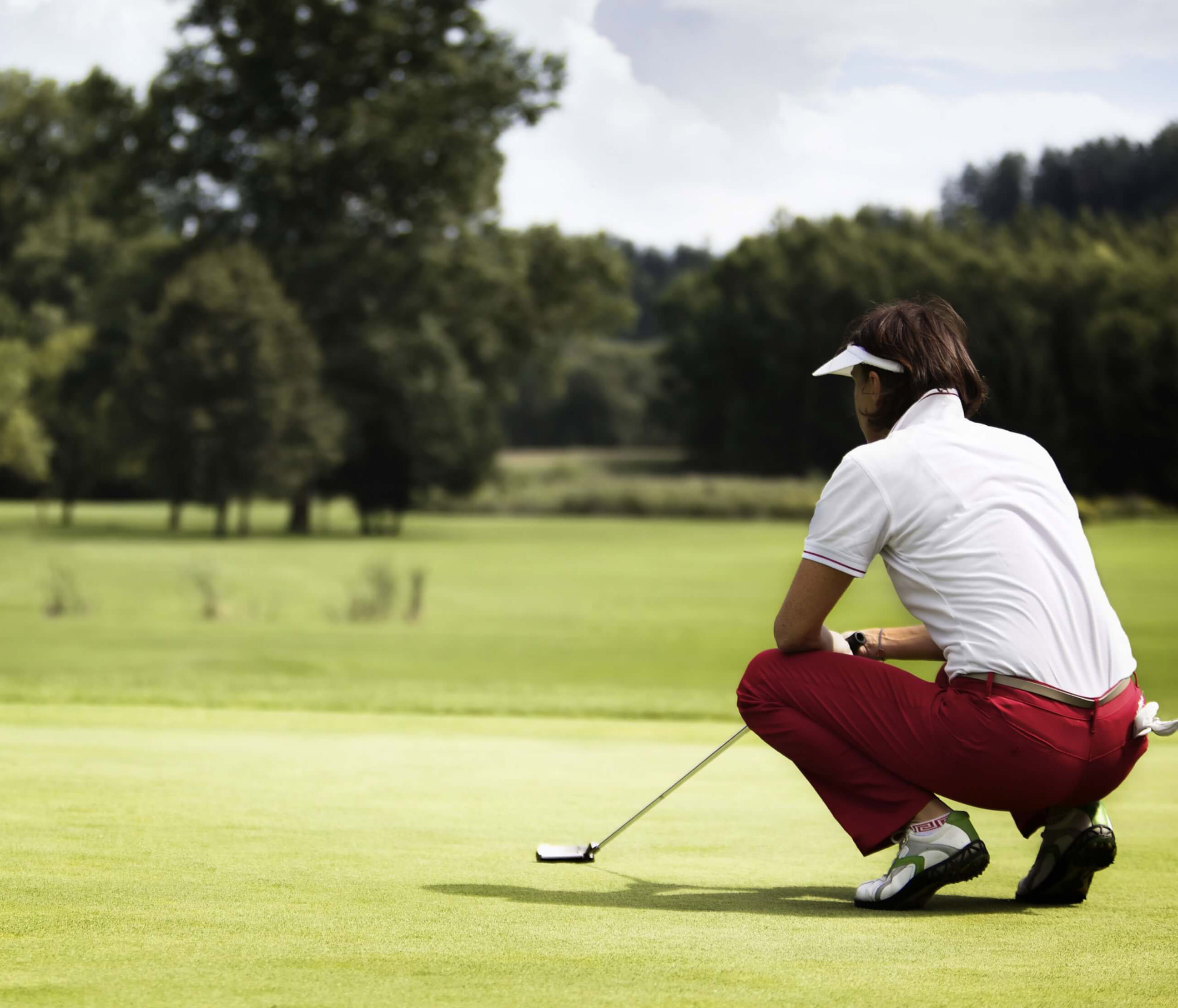 5 cách để chơi golf tốt hơn