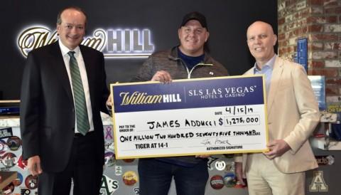 Người nhận 1,2 triệu đô thắng cược nhờ Tiger vô địch Masters: