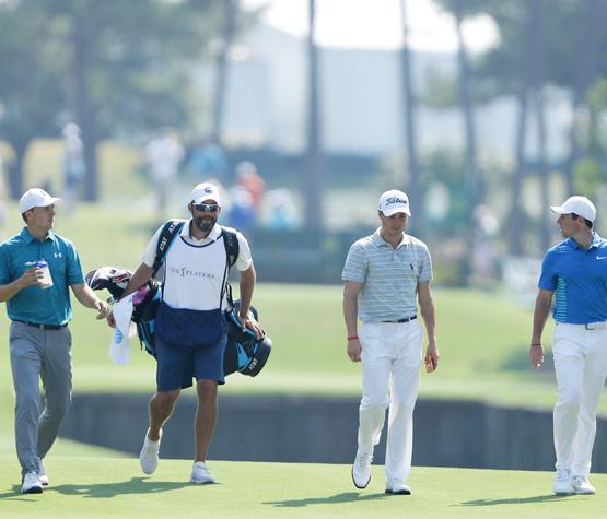 Rory McIlroy phàn nàn về cách xếp nhóm đấu của PGA TOUR