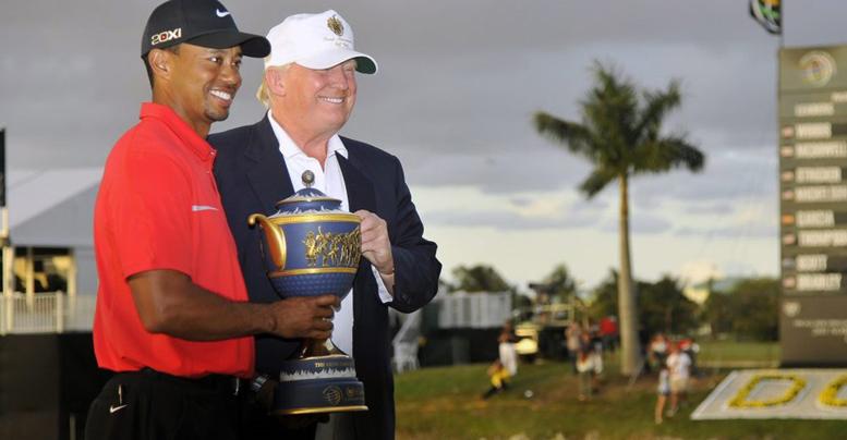 Tiger Woods sẽ đến Nhà Trắng nhận huân chương Tự Do của tổng thống