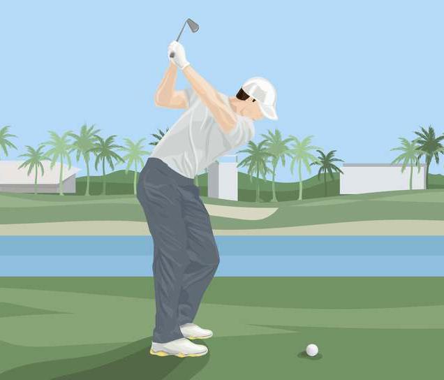 Backswing mỗi người 1 kiểu nhưng tiếp xúc bóng thì cần chuẩn, đây là 3 cách cải thiện