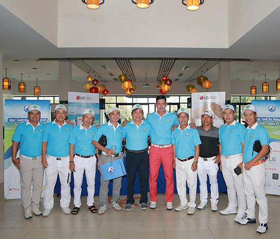 Hội golf Đà Nẵng tổ chức giải golf Chào Xuân Kỷ Hợi 2019