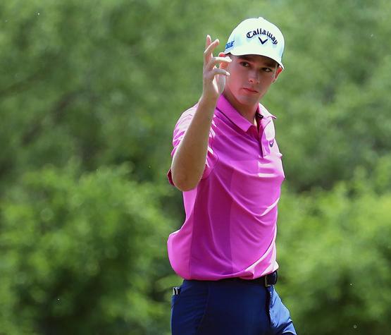 Vòng 3 AT&T Byron Nelson: Tay golf 21 tuổi vươn lên đồng dẫn đầu cùng Marc Leishman