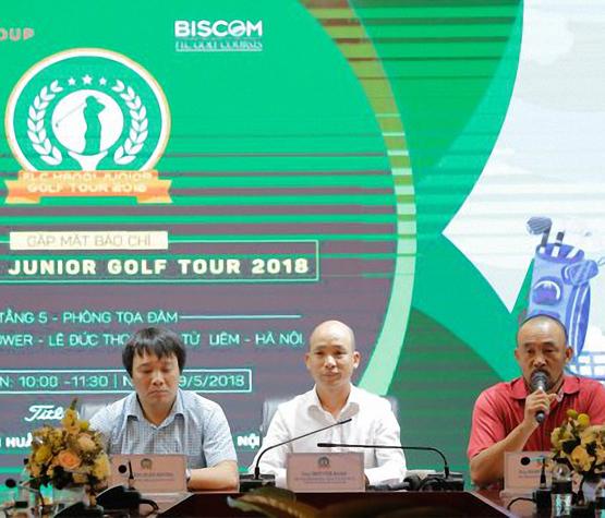 FLC Hanoi Junior Golf Tour: Đấu trường khắc nghiệt cho golf trẻ