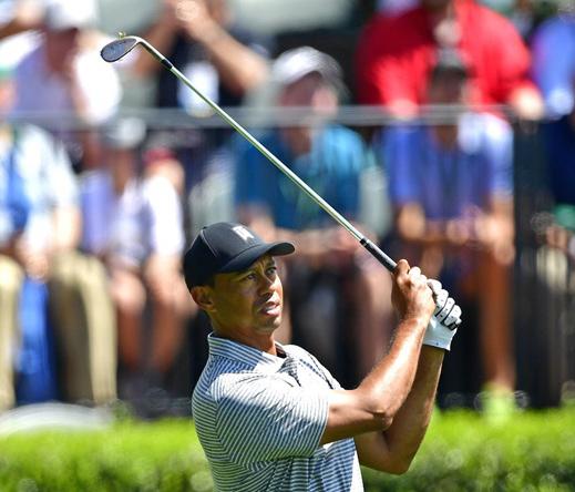 William Hill: Một người chơi cược 85.000 đô la cho chiến thắng The Masters của Tiger Woods