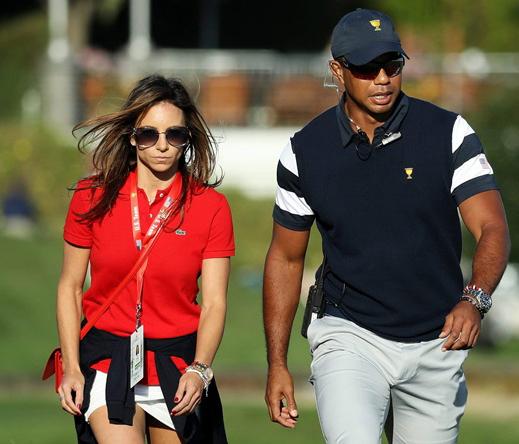 Tiger Woods: Từ Scandal ngủ với 120 phụ nữ đến tình yêu với Erica Herman